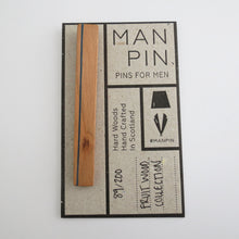 FRUIT WOOD MAN PIN 89/200