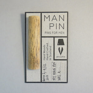 MY MAN PIN WAS A... GOLF CLUB 9/12
