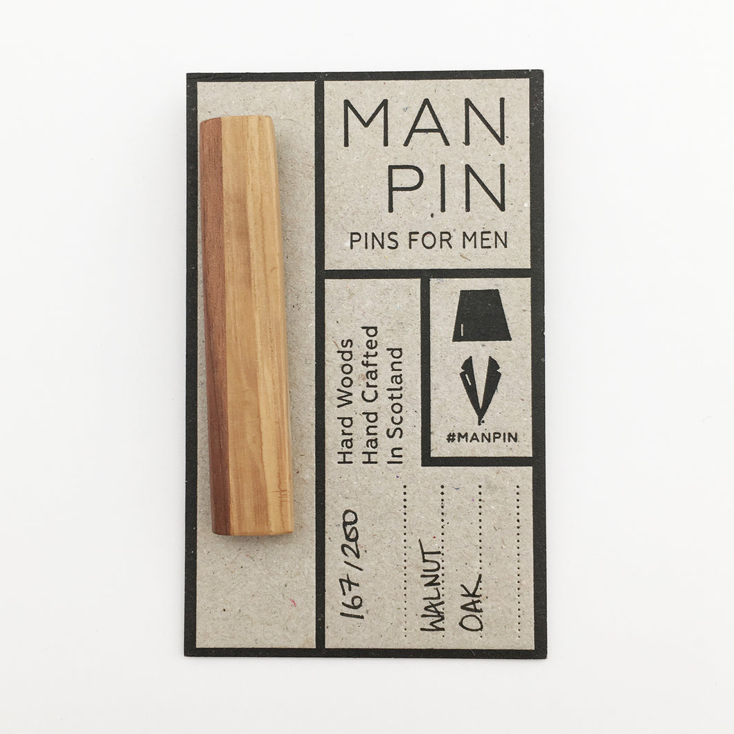 MAN PIN - SCOTTISH COLLECTION 167/200