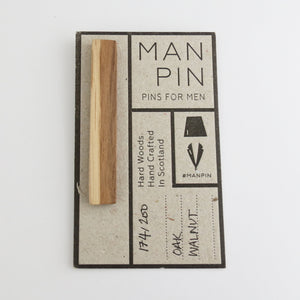 MAN PIN - SCOTTISH COLLECTION 174/200