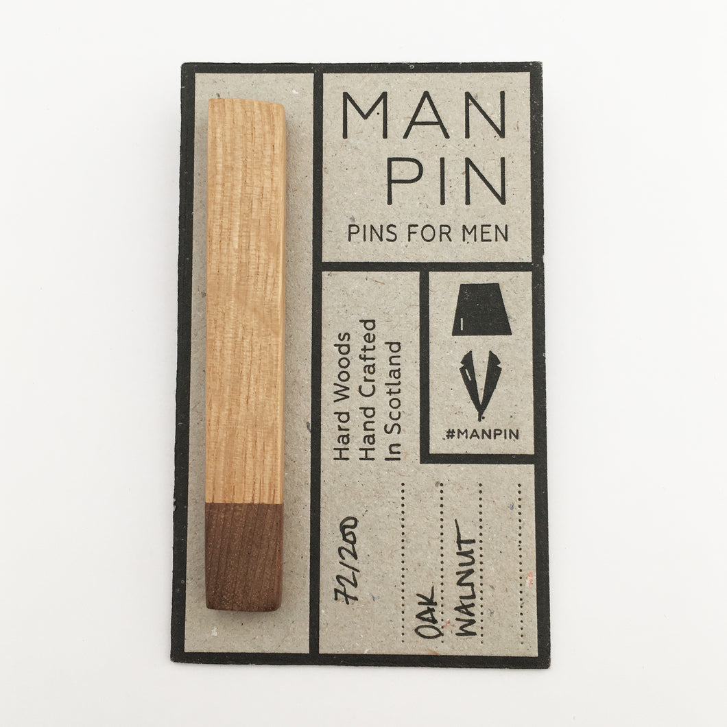 MAN PIN - SCOTTISH COLLECTION 72/200