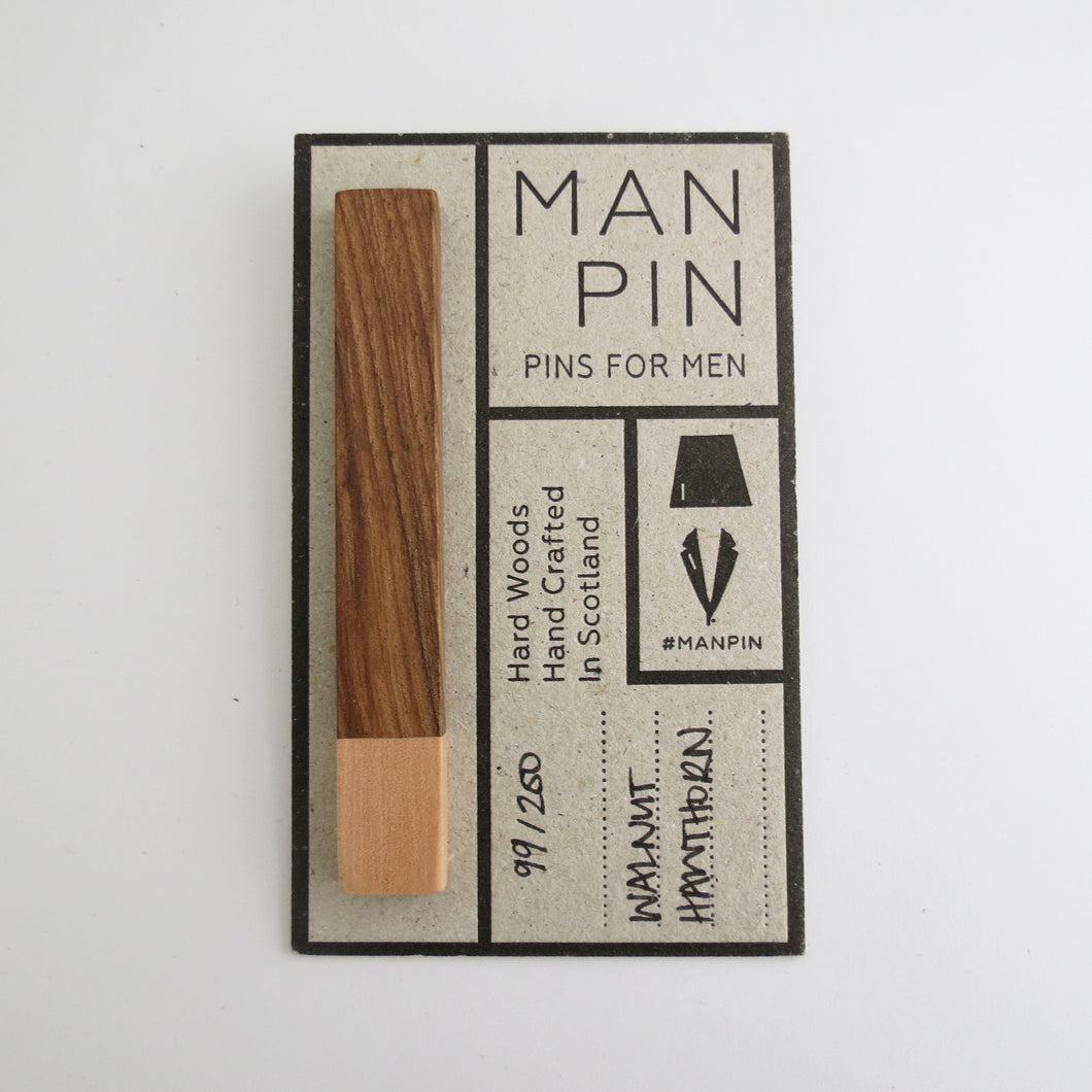MAN PIN - SCOTTISH COLLECTION 99/200