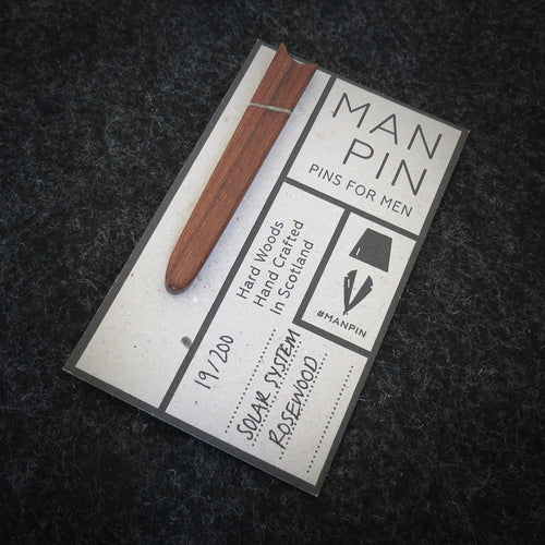 MAN PIN - SOLAR SYSTEM COLLECTION 19/200