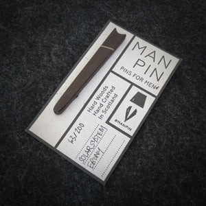 MAN PIN - SOLAR SYSTEM COLLECTION 63/200