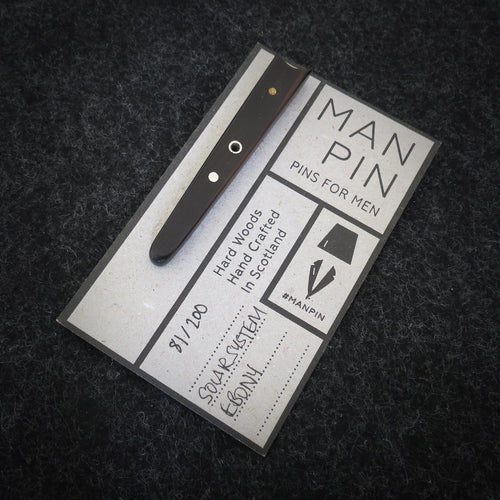 MAN PIN - SOLAR SYSTEM COLLECTION 81/200