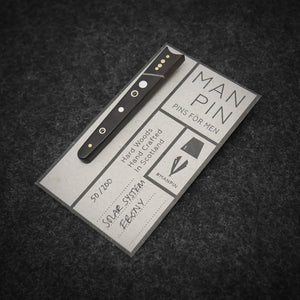 MAN PIN - SOLAR SYSTEM COLLECTION 50/200