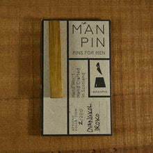 MAN PIN - AFRICAN COLLECTION 2/200