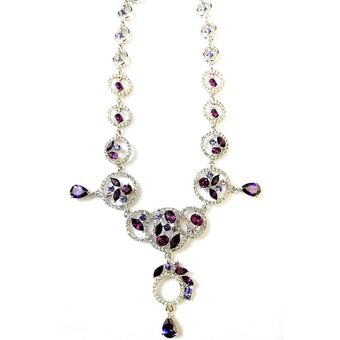 Necklace - Made with Swarovski