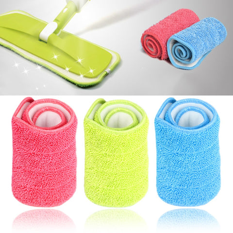 Microfiber Mop - 3 Colors!