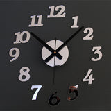 "Wall Clock ""Numbers"""