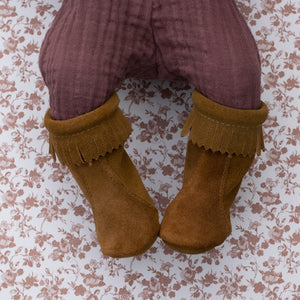 Doll moccasines