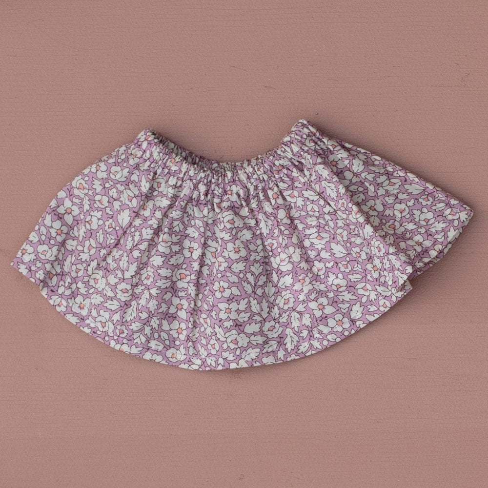 Liberty fabric doll Skirt