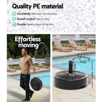 Instahut Outdoor Pole Umbrella Base