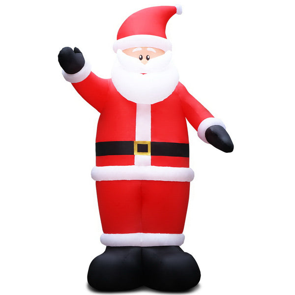Jingle Jollys 5M Inflatable Santa
