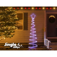 Jingle Jollys LED Christmas Tree