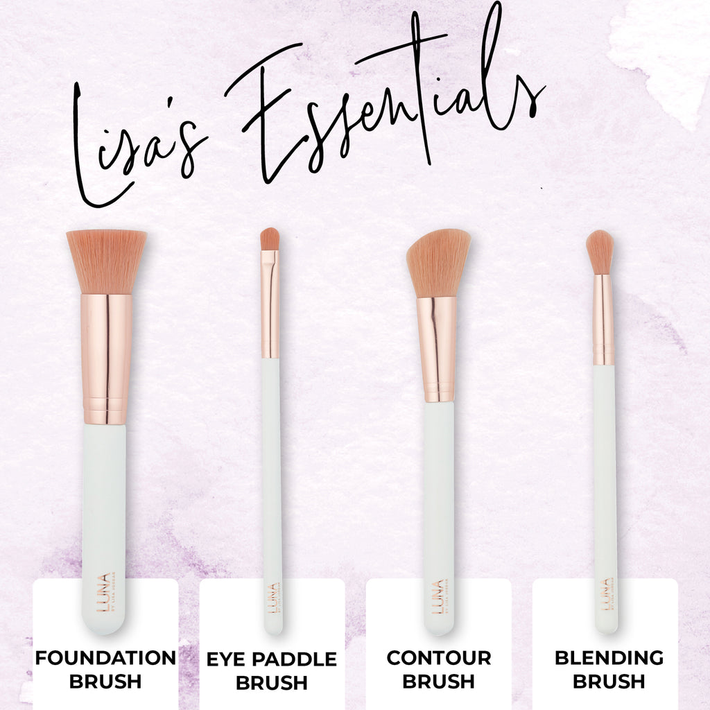 Lisa's Essentials - Brush Collection