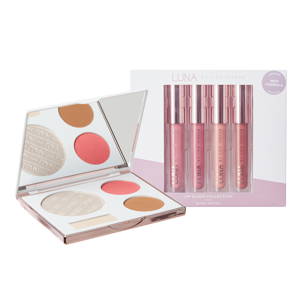 Palette & Lip Gloss Bundle