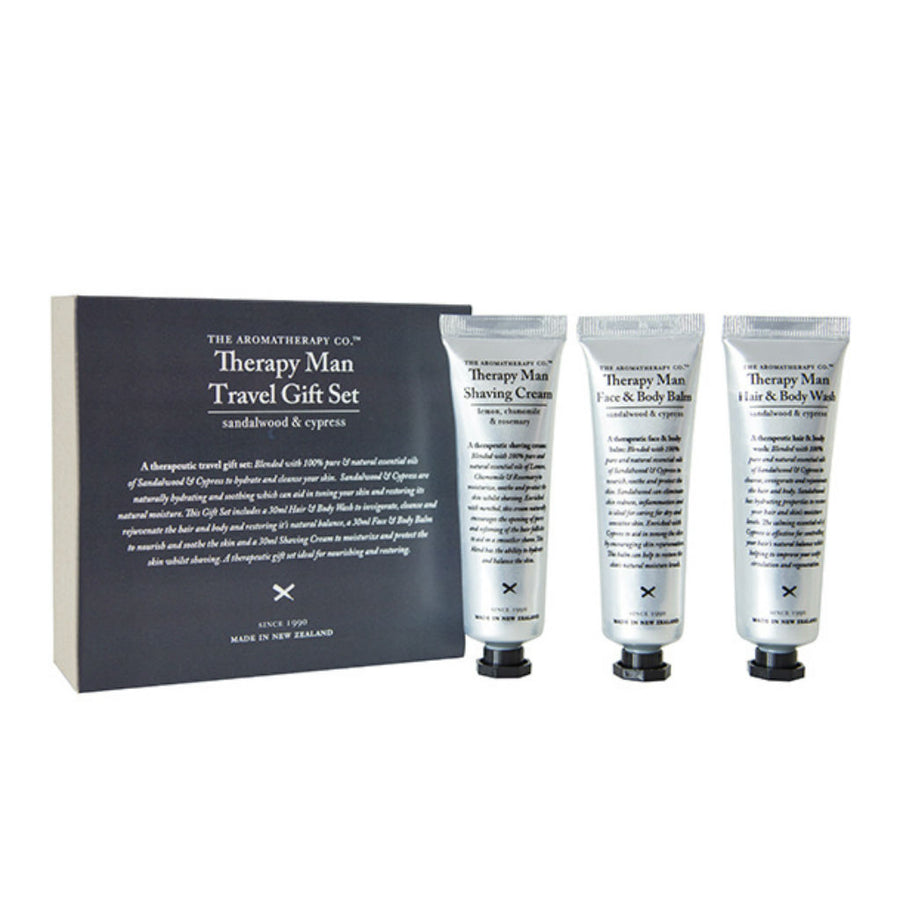 The Aromatherapy Co. Therapy Man Travel Kit