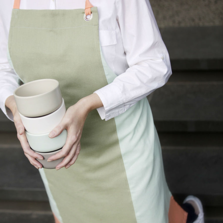 Sage Apron by Mint Home