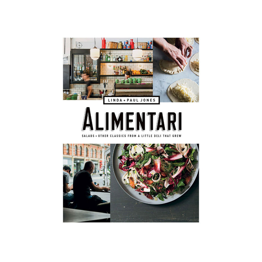 Alimentari by Linda Malcolm & Paul Jones