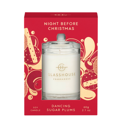 NIGHT BEFORE CHRISTMAS CANDLE 60g