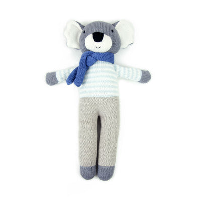 Koala Knit Toy by Weegoamigo