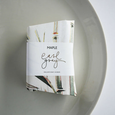 Earl Grey Soap by Maple Soap