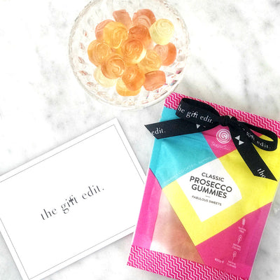 Classic Prosecco Gummies 100g by Sugarsin