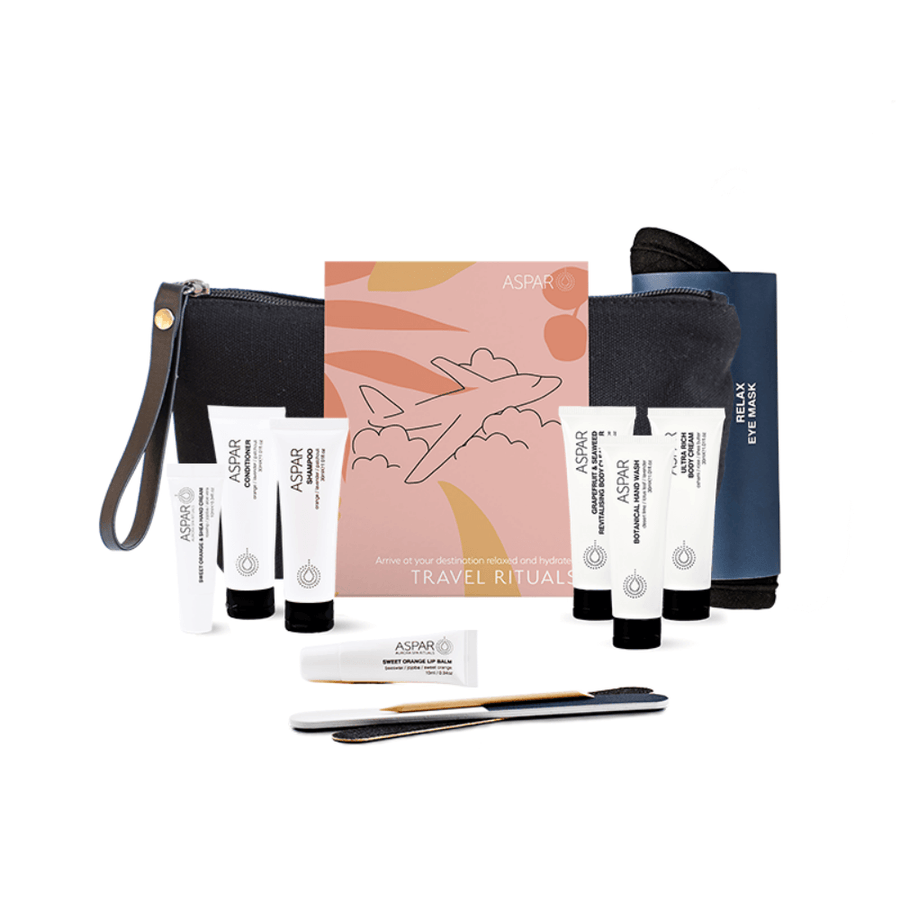Travel Essentials Kit by ASPAR
