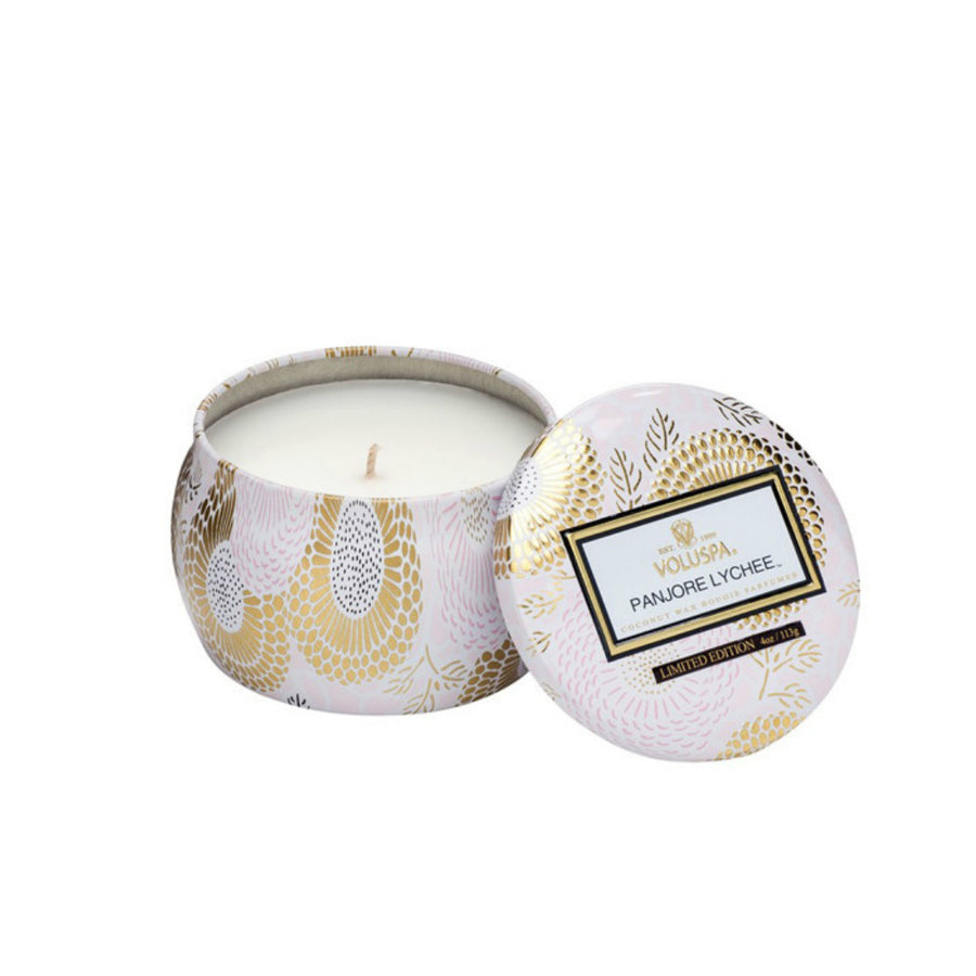 VOLUSPA PANJORE LYCHEE DECORATIVE CANDLE