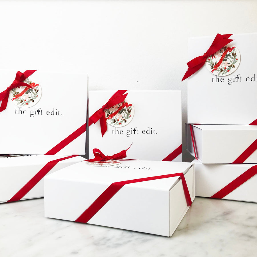 MERRY LITTLE CHRISTMAS GIFT BOX