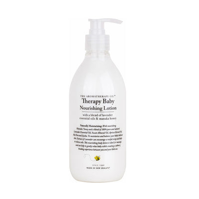 The Aromatherapy Co. Therapy Lavender & Manuka Honey Nourishing Baby Lotion 500mL