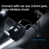 Bluetooth Ver 4.1, Audio Receiver Car Kit, 3.5mm Audio Jack,  2 RCA Jacks, FREE SHIPPING