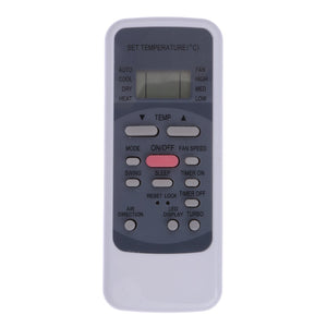 Midea Air Conditioner Remote Control Replacement, R51M/E, FREE SHIPPING