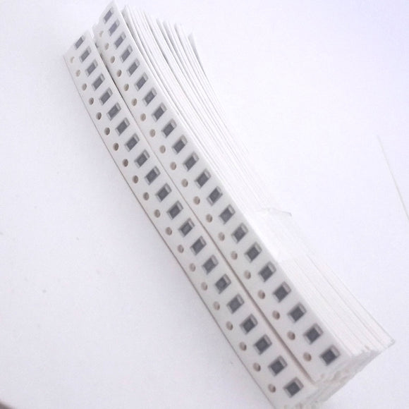 Chip Resistors Kit SMD 1206, 0.25W 1%, 36 Types(1 ohm-10M ohm) Qty: 20pcs each type, Total Qty: 720pcs, FREE SHIPPING