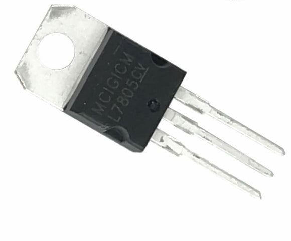 Voltage Regulator 5V, L7805CV , TO-220, Qty: 20pcs, FREE SHIPPING