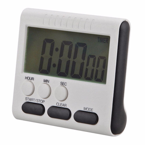 Digital Kitchen Timer, LCD Display, AAA Battery Operated, FREE SHIPPING