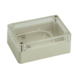 "Clear Cover Project Box 3.35""(L) X 2.28""(W) X 1.30""(H), FREE SHIPPING"