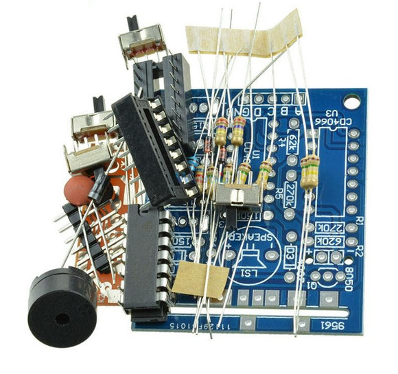 Electronic Sound DIY Kit, 16 types of sound, FREE SHIPPING