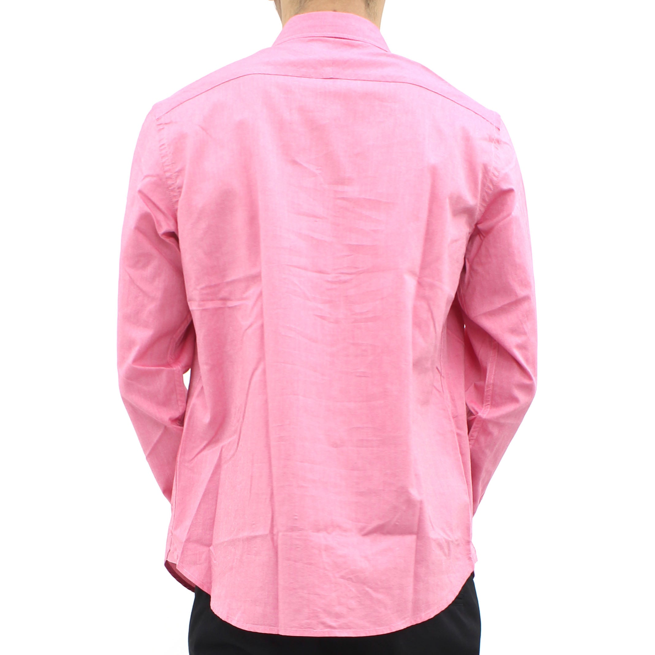 Paul Smith Jeans Ls Oxford Shirt Pink