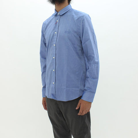 Hugo By Hugo Boss Evory Shirt Chambray - Pilot Netclothing