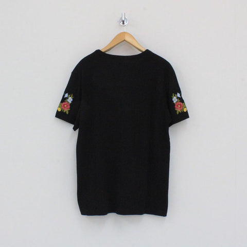 Profound Aesthetic Forever And Never T-Shirt Black - Pilot Netclothing