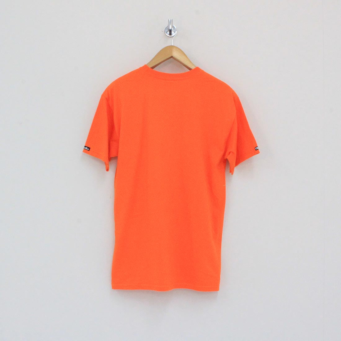 Crooks And Castles No 36 T-Shirt Orange