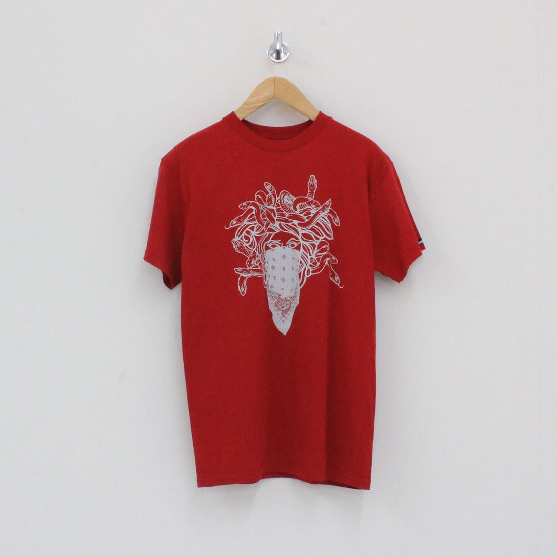 Crooks And Castles Bandusa T-Shirt Red