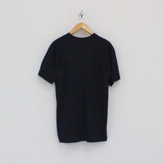 Crooks And Castles Script T-Shirt Navy