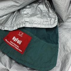 CP Company Long Jacket Green