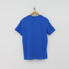 Boss By Hugo Boss Logo T-Shirt Blue