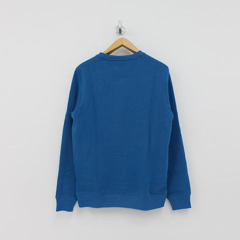 Tommy Hilfiger Front Print Sweat Shirt Blue - Pilot Netclothing