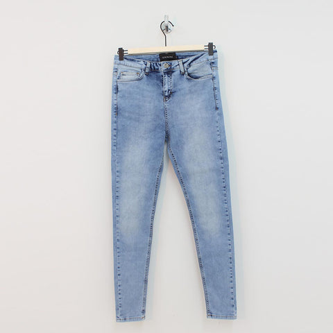 Sinners Attire Spray On Jeans Blue - Pilot Netclothing