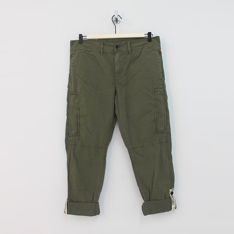 Tommy Hilfiger Office Field Pant Green - Pilot Netclothing